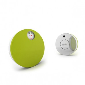 magnetischer Thermometer NOYO, grün