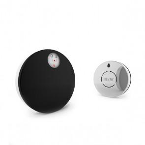 magnetischer Thermometer NOYO, schwarz
