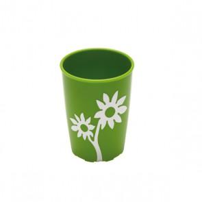 Becher Floris, grün