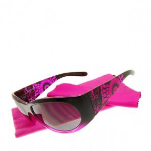Bifokale Sonnen- Fertiglesebrille Joy Ornament Pink, +3.5 dpt