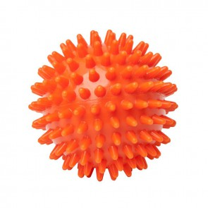Igel Ball mittelhart orange, Servoprax