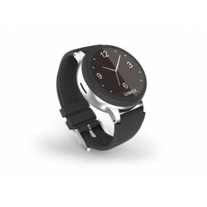 Limmex Notruf-Uhr: Peter (schwarz)