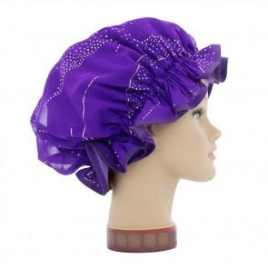 Duschhaube Pop violett, GlamKapz