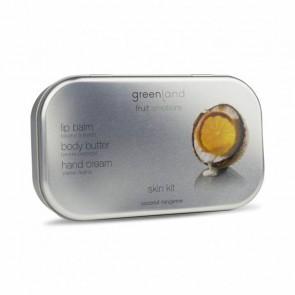 Greenland Balm & Butter Geschenk-Set Coco -Tangerine