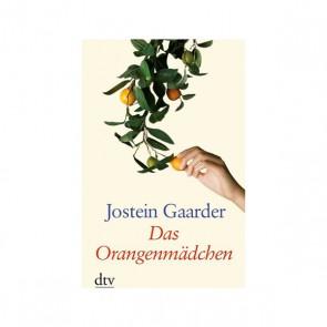 Das Orangenmädchen, Jostein Gaarder, Taschenbuch, DTV Grossdruck