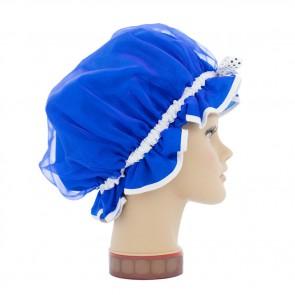 Duschhaube Jelly blau, GlamKapz