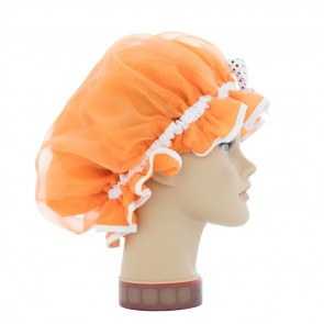 Duschhaube Jelly orange, GlamKapz