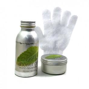 Greenland Fruit Emotion Gift Set Mint Lavender