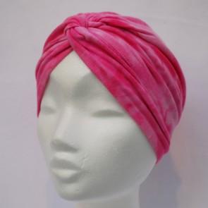 Turban Turbana, rosa-batik