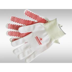 Handschuhe für Kompressionstrümpfe Gr. S/M