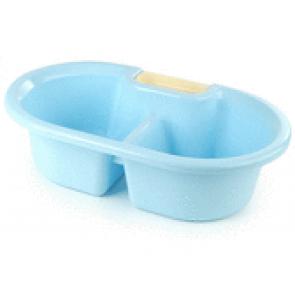 Waschschüssel Aqua mit Seifenablage, Servoprax